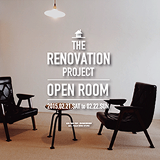 THE RENOVATION PROJECT vol.2