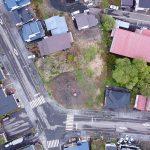 北海道第一歩が多い町の土地 in福島町