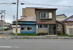 大森浜通にあるガレージ付の家